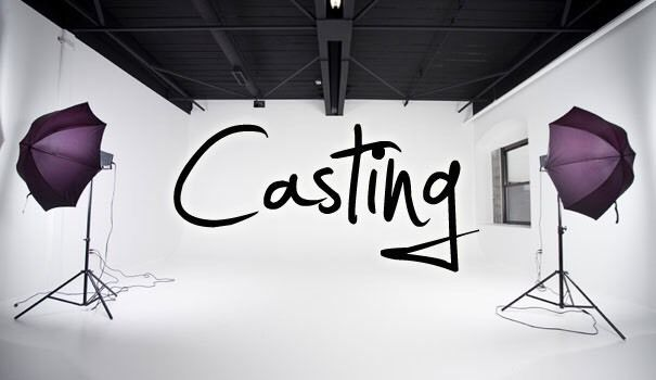 Open casting for Actors/ Models/ Film Extras on TUESDAY 16TH / WEDNESDAY 17TH August 11am to 5pm