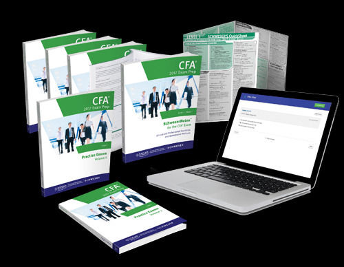 Schweser CFA Essential Study Package - Preparation for the December, 2016 Level I Exam