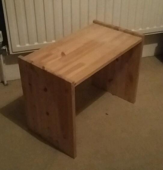 Free ikea side table - taken