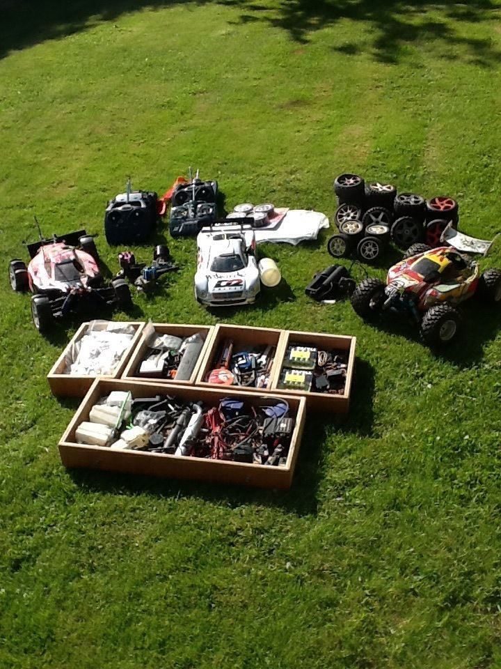 SWAP !!! Large lot of petrol/nitro RC motors with spares SWAP!!!!!