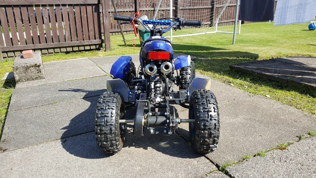 Kids 50cc Qaud Bike