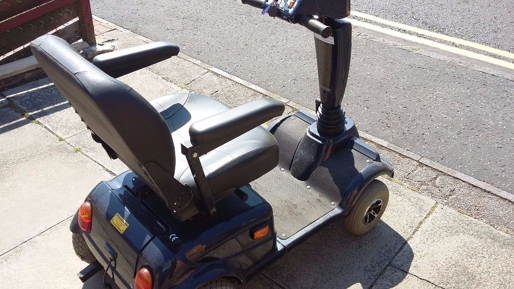 Mobility Scooter For Sale in Stirling and area, Fully Serviced, New Batteries