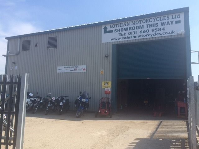 Lothian Motorcycles Ltd - Sales, Accessories or Repairs for Motorcycles & Scooters