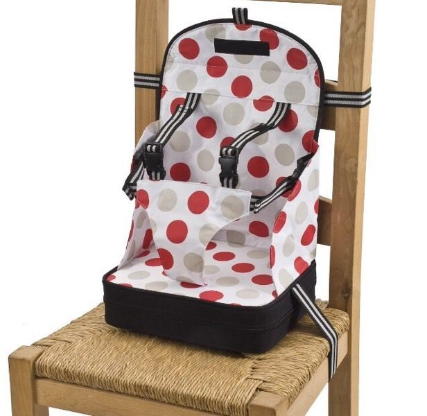 Polar Gear 5-point harness booster seat