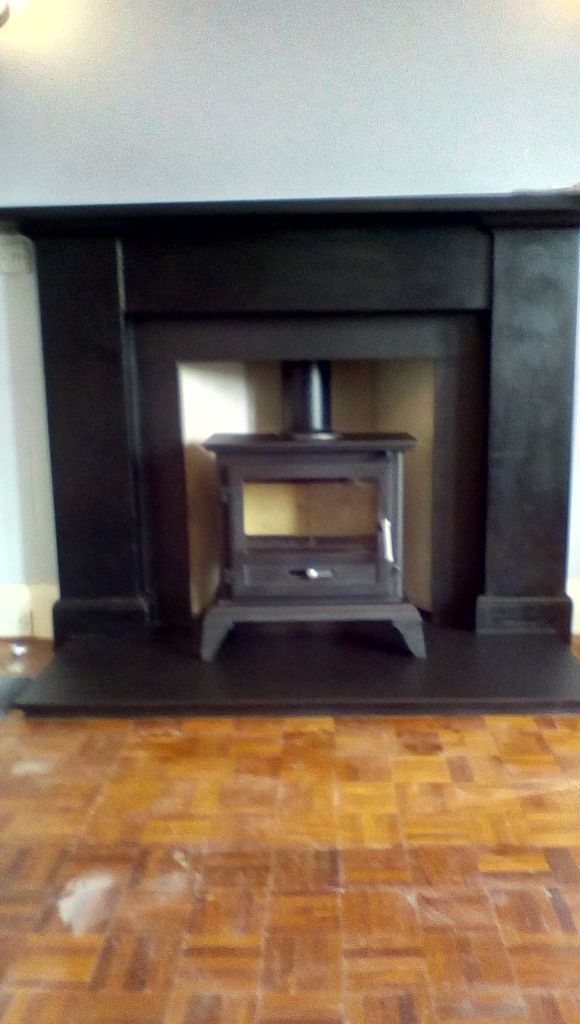 STOVES AND FIREPLACE INSTALLATIONS
