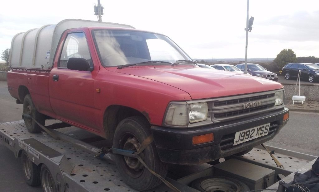 Toyota Hilux wanted! non turbo diesel/turbo diesel/d4d