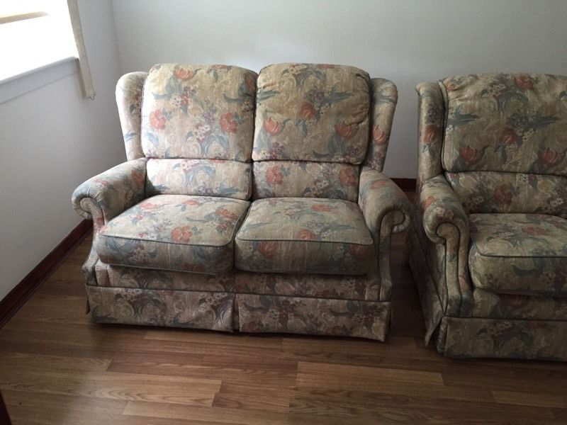 2 Seater Sofa and Armchair FREE!!!
