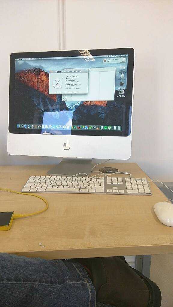iMac looking for new owner