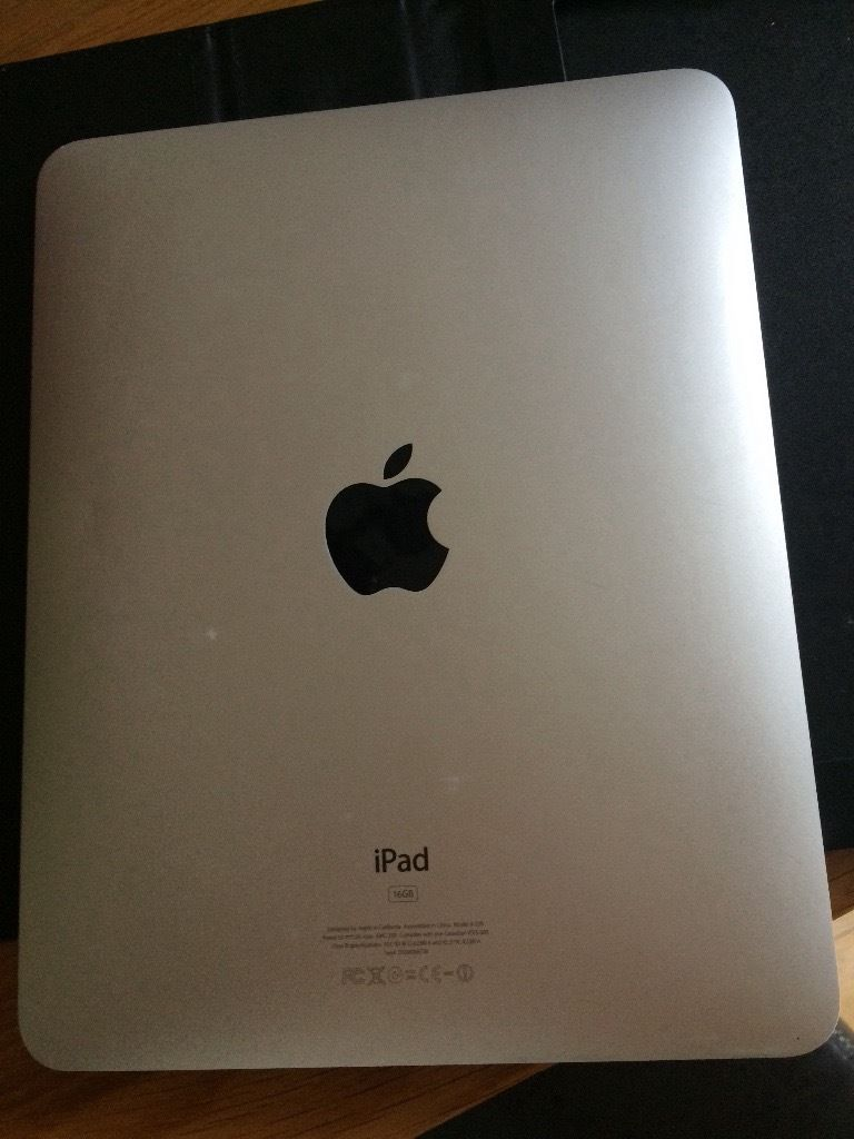 iPad excellent condition
