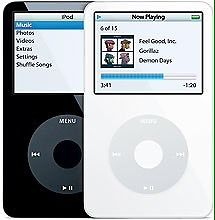 WANTED IPOD CLASSIC 5