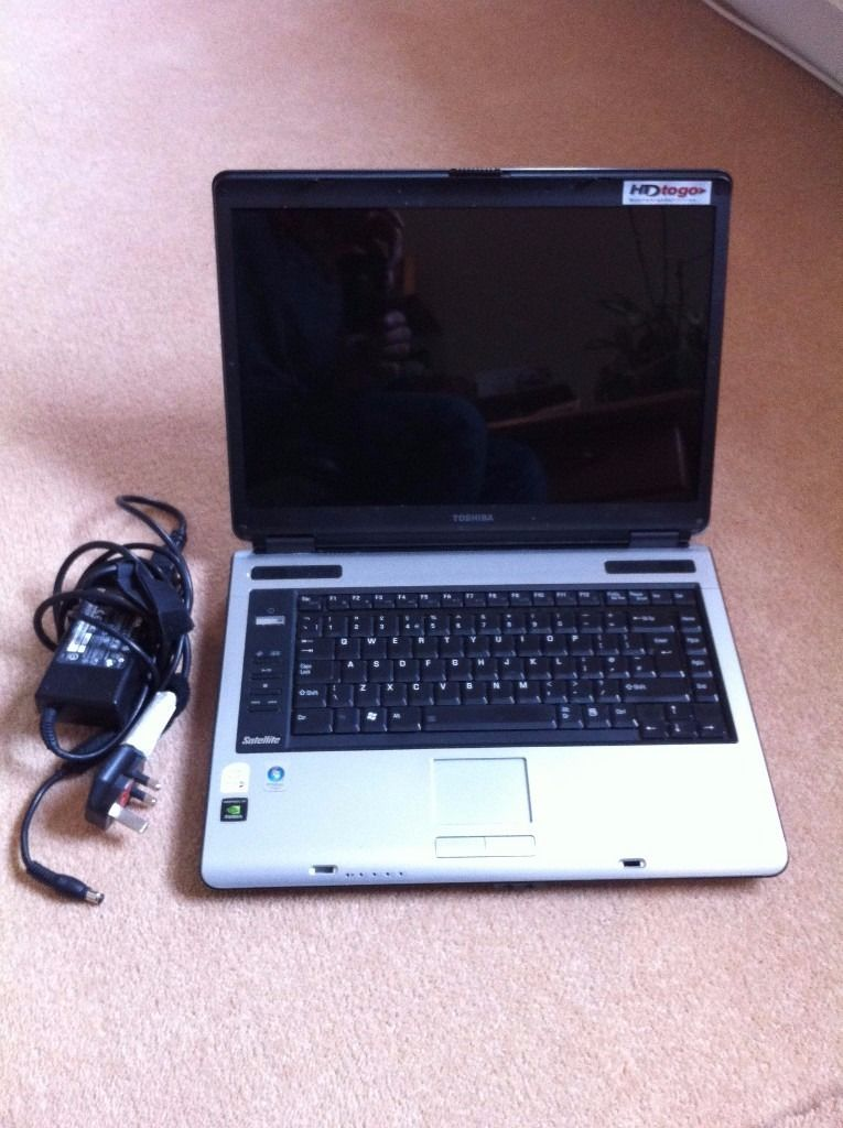 Toshiba Satellite Laptop Computer