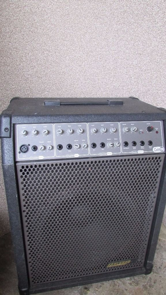 Carlsbro 80watt keyboard/guitar Amplifier