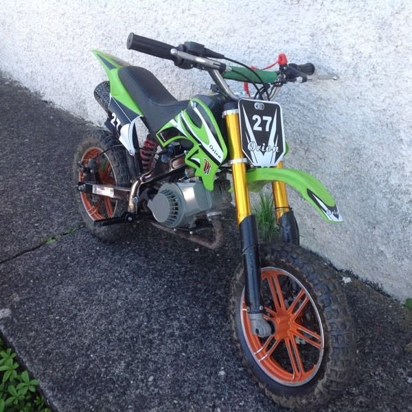 50cc mini motocross bike