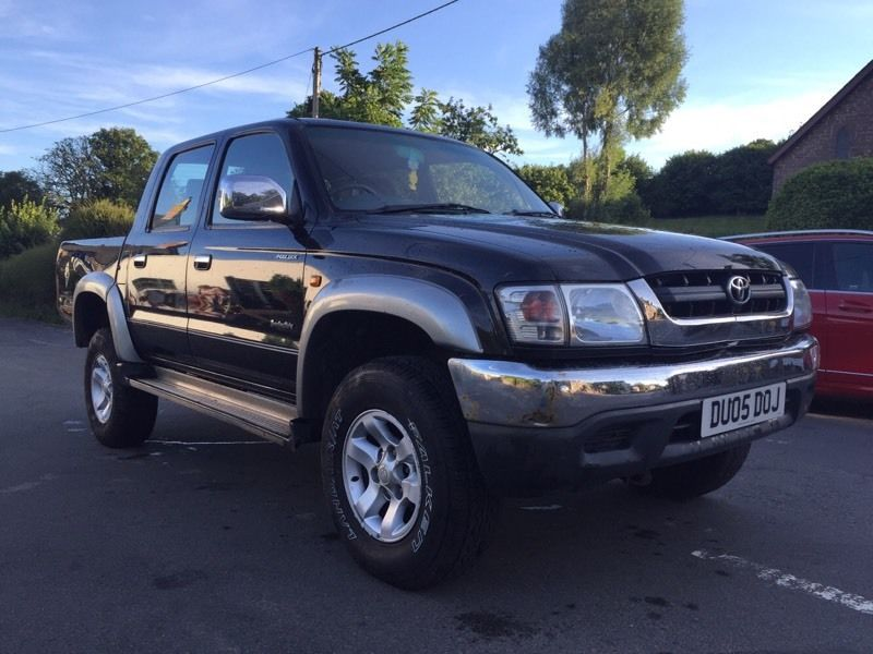 Toyota Hilux Invincible 2.4TD 2005
