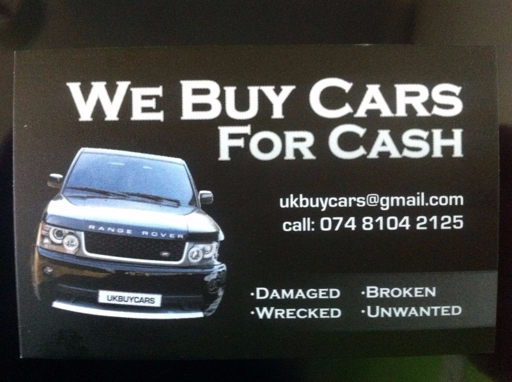 CASH FOR YOU