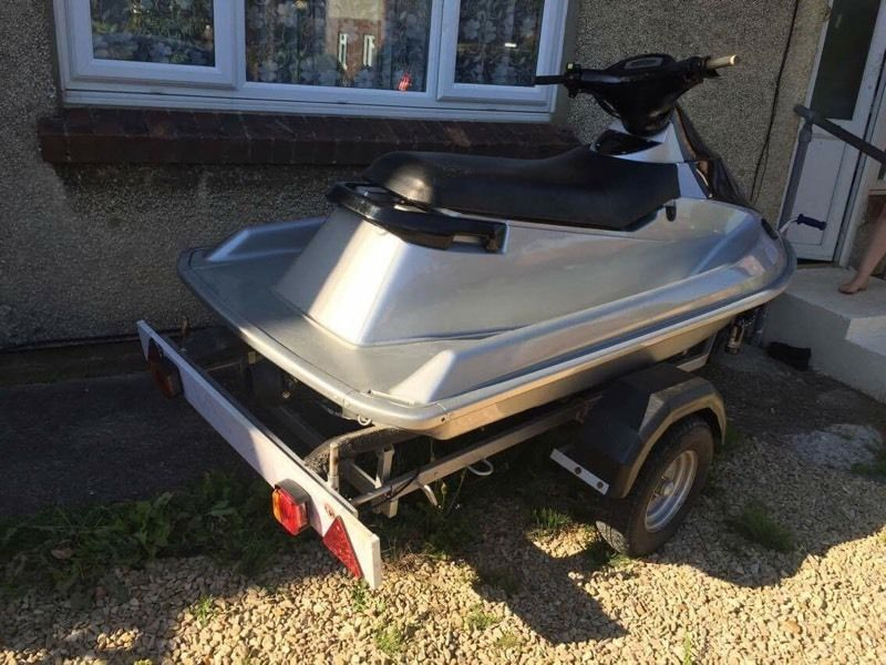 Polaris jet ski non runner
