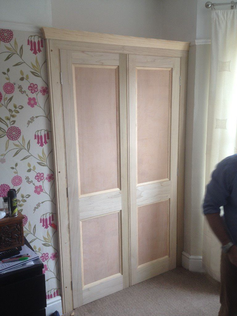 Local Carpenter and Joiner specialising in bespoke storage and fitted furniture