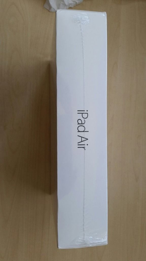 iPAD AIR WI-FI CELLULAR 16 GB SPACE GRAY