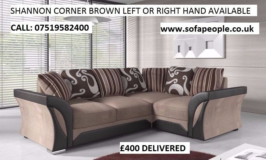 Corner or 3+2, Free Storage Pouffe, Fabric sofa or Corner sofas, All couches and suites guaranteed!