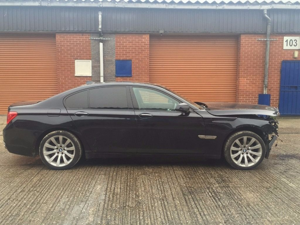 BMW 7 SERIES F01 F02 730 740 AUTO BREAKING FOR SPARES PARTS