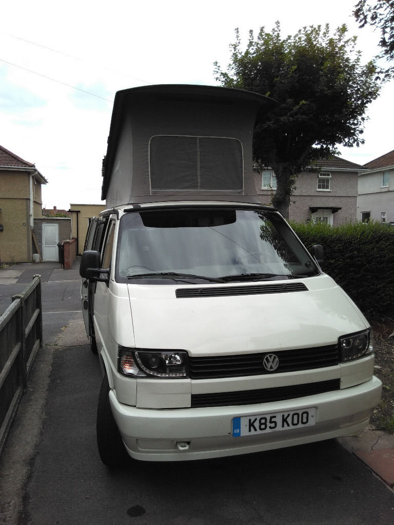 1993 VW T4 Westfalia California Pop Top 2.4 LHD Campervan