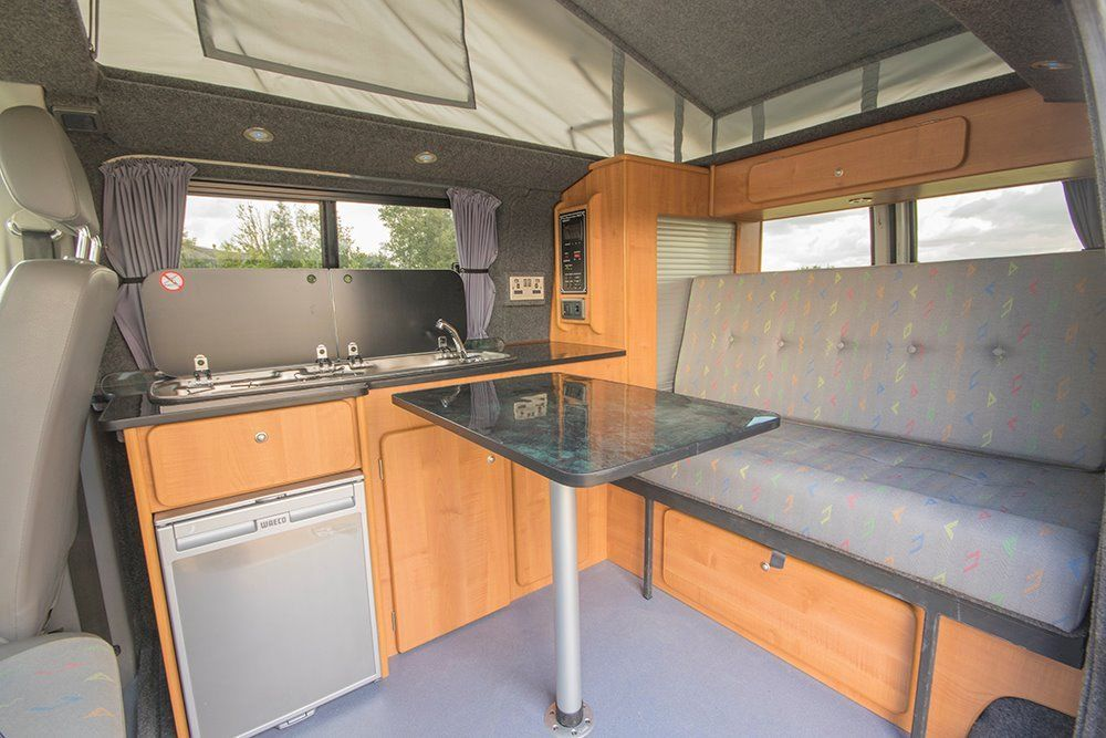 Volkswagen transporter campervan new conversion
