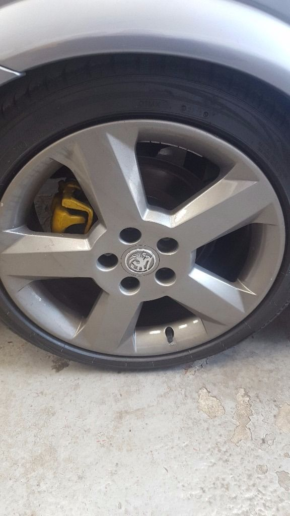 astra coupe turbo 17 inch alloys