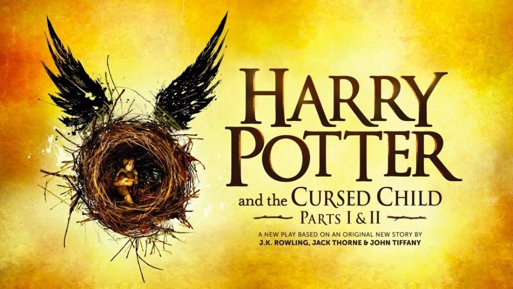 2 X Harry Potter and The Cursed Child Tickets, (Part 1 and 2) 8 NOV 2017 (guaranteed entry)