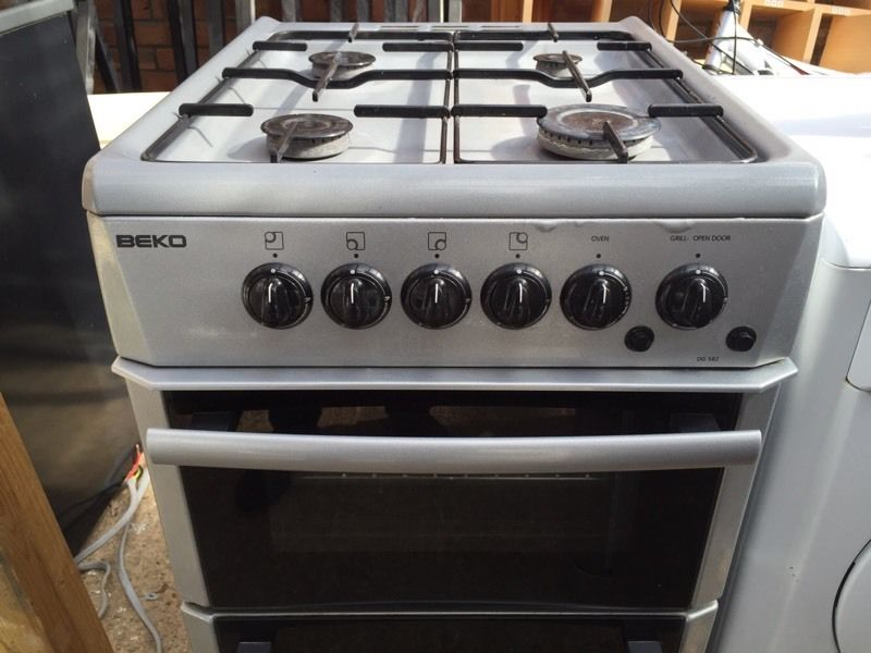 Beko gas cooker good condition free delivery 90