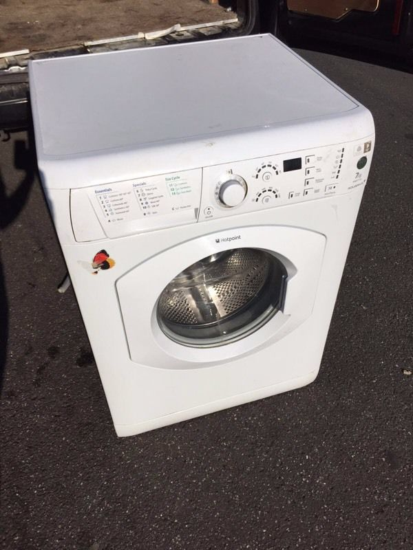 Hot point 6/7kg washing machines available good condition free delivery £70 each