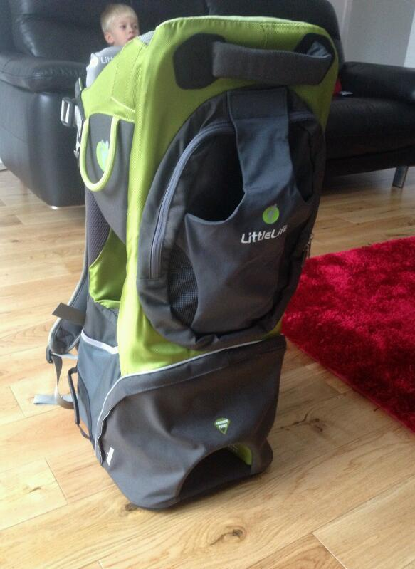 Little life baby/toddler carrier