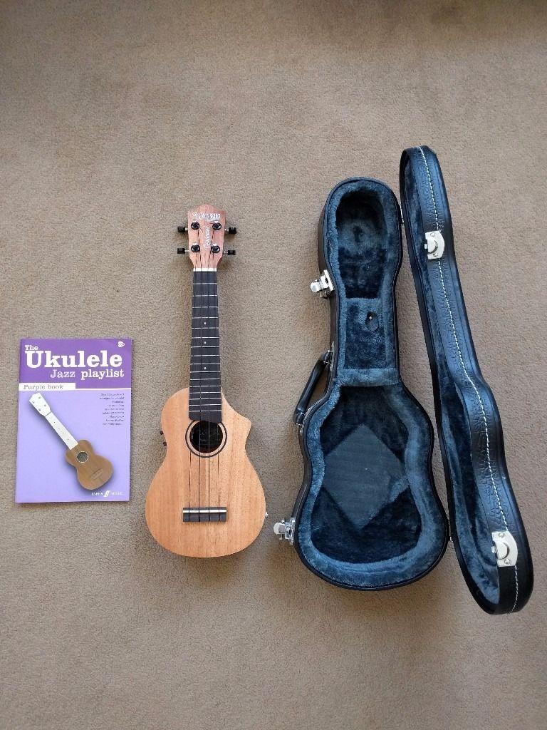 Tanglewood Union Series Electric Ukulele