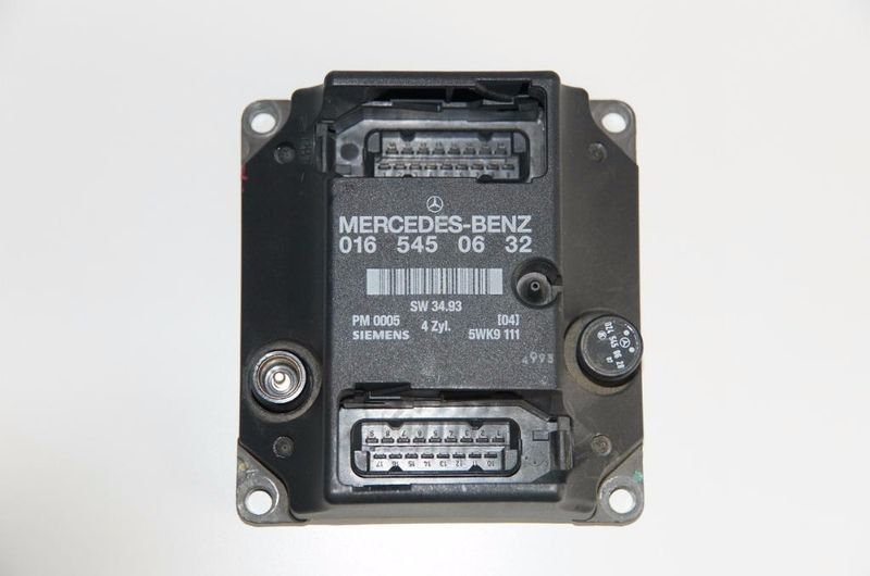 PMS ecu for Mercedes C200 W202 0165450632, 016 545 06 32