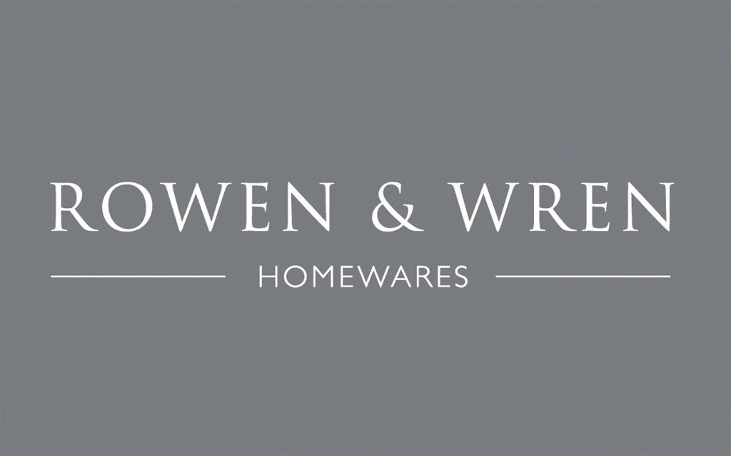 Design Internship - Rowen & Wren Homewares