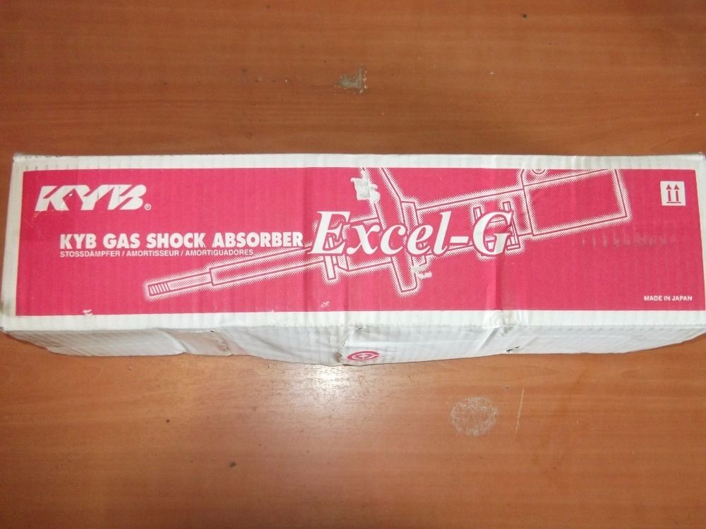 Brand new KYB Gas Shock absorber Excel-G