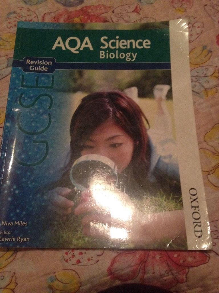 AQA revision guide biology GCSE