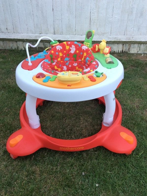 Mothercare Baby Walker/Activity Station