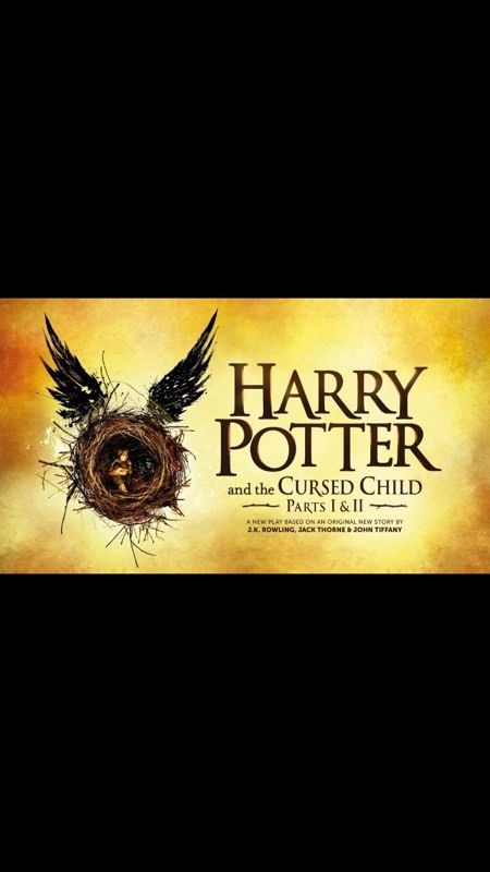 Single Harry Potter and the Cursed Child ticket (Parts 1&2) Sat. 20th Aug 2016 - Grand Circle E24
