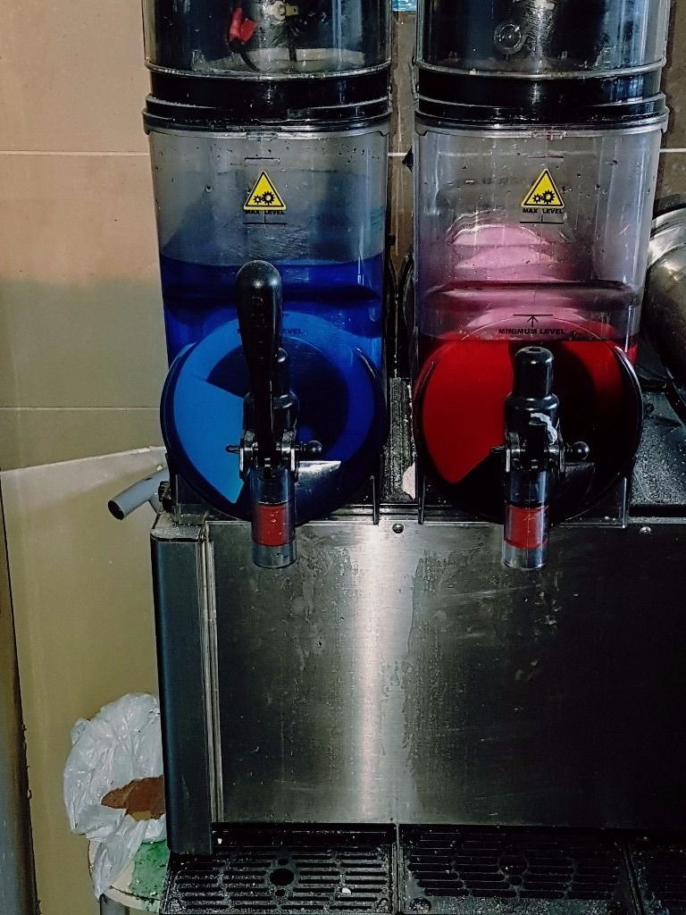 Slush/milkshake Machine.