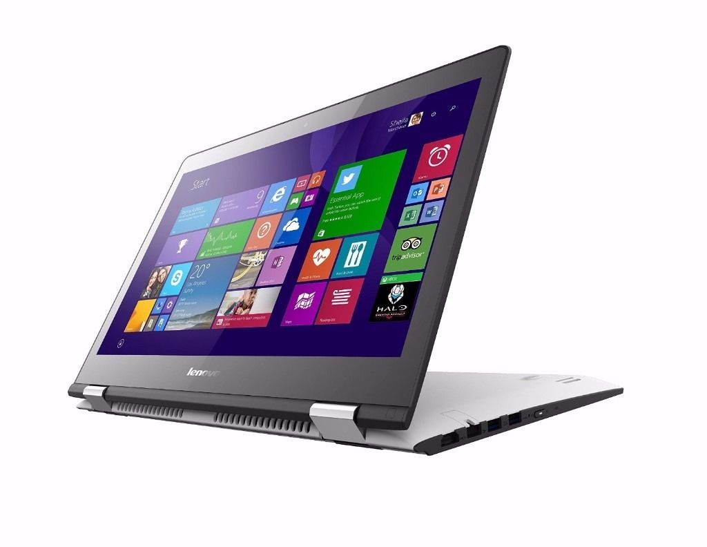 "AS NEW -- Lenovo Yoga 500 14"" Intel 3805U, 8GB, 500gb hdd"