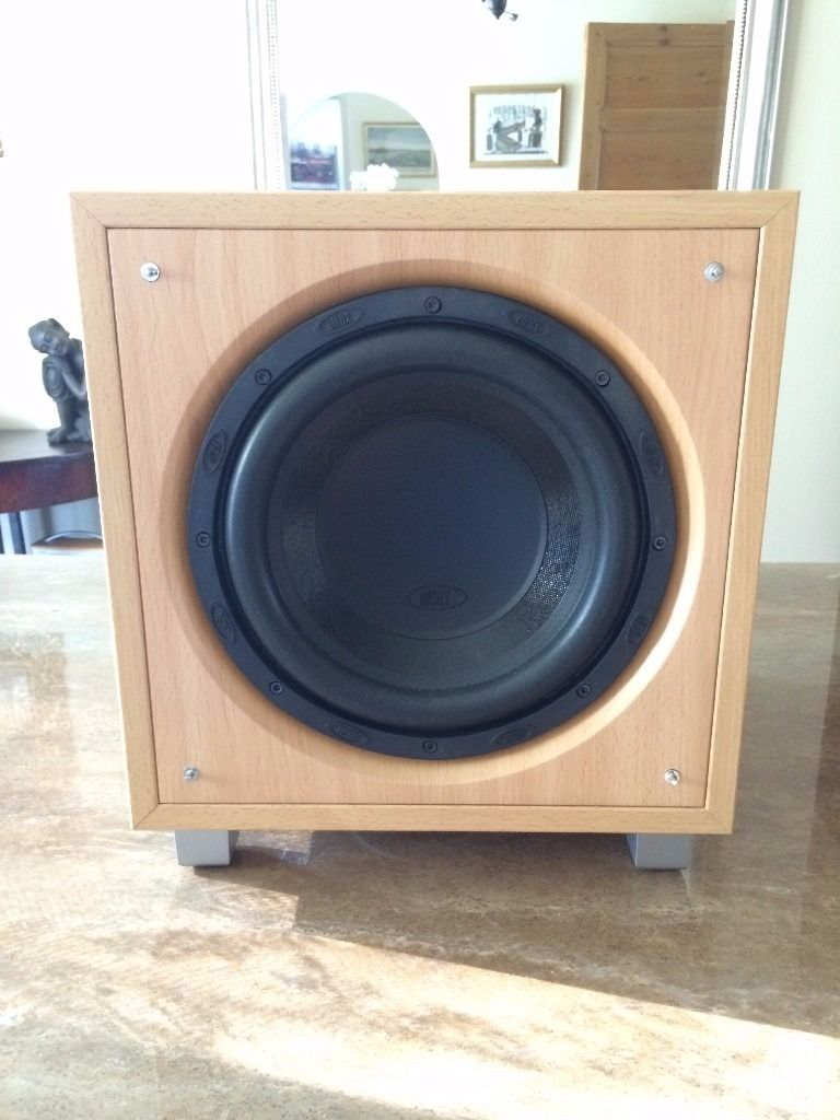 Cinema Surround Sound 5.1 Speakers including Power Subwoofer