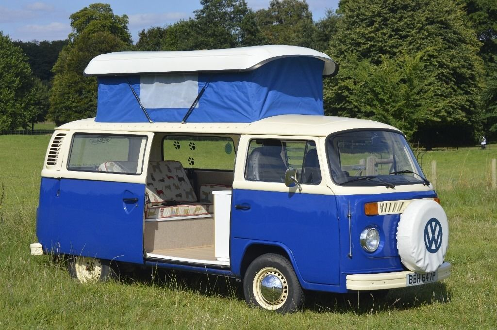 VW 1976 Type 2 Bay Window Campervan for Sale