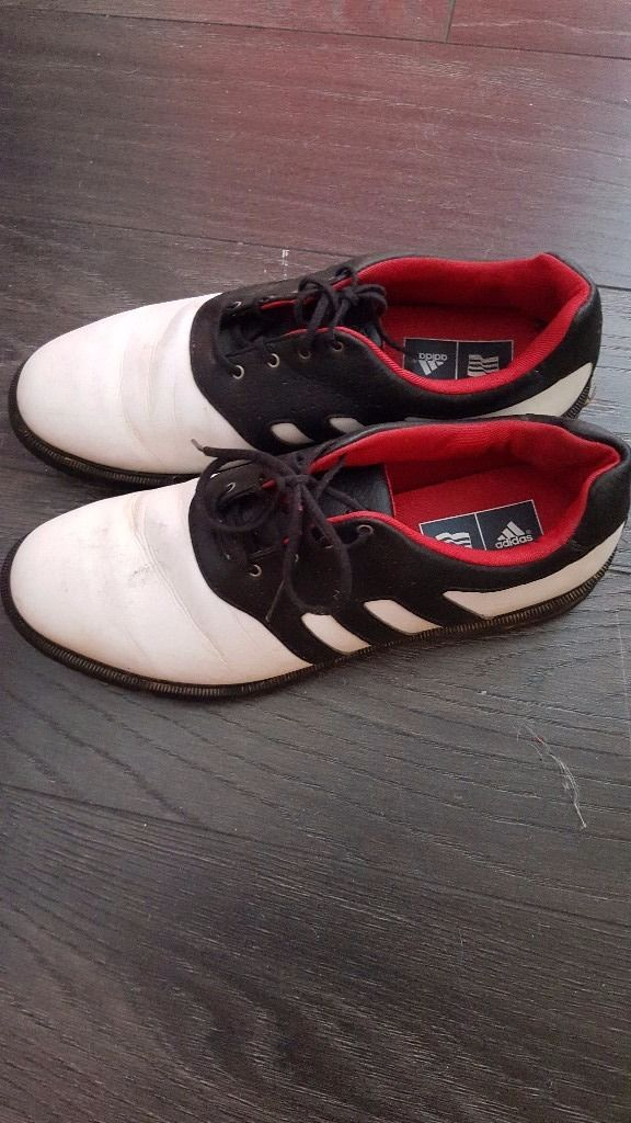 Adidas golf shoe size 7