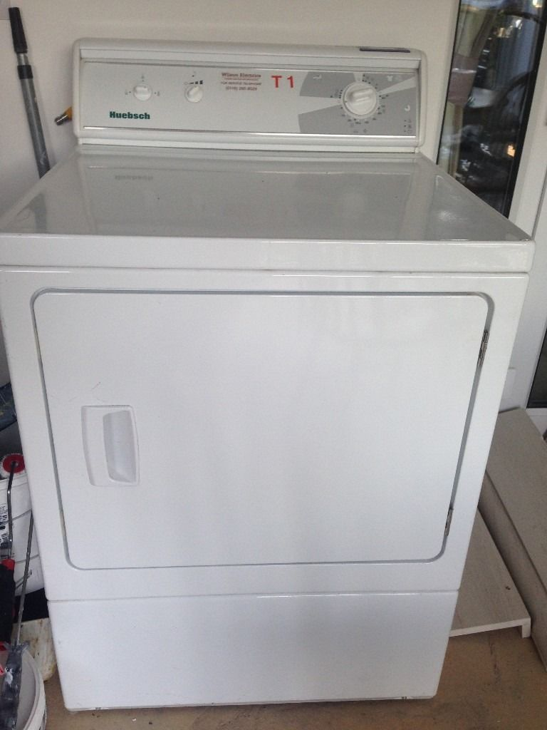 Huebsch Commercail Gas Tumble Dryer