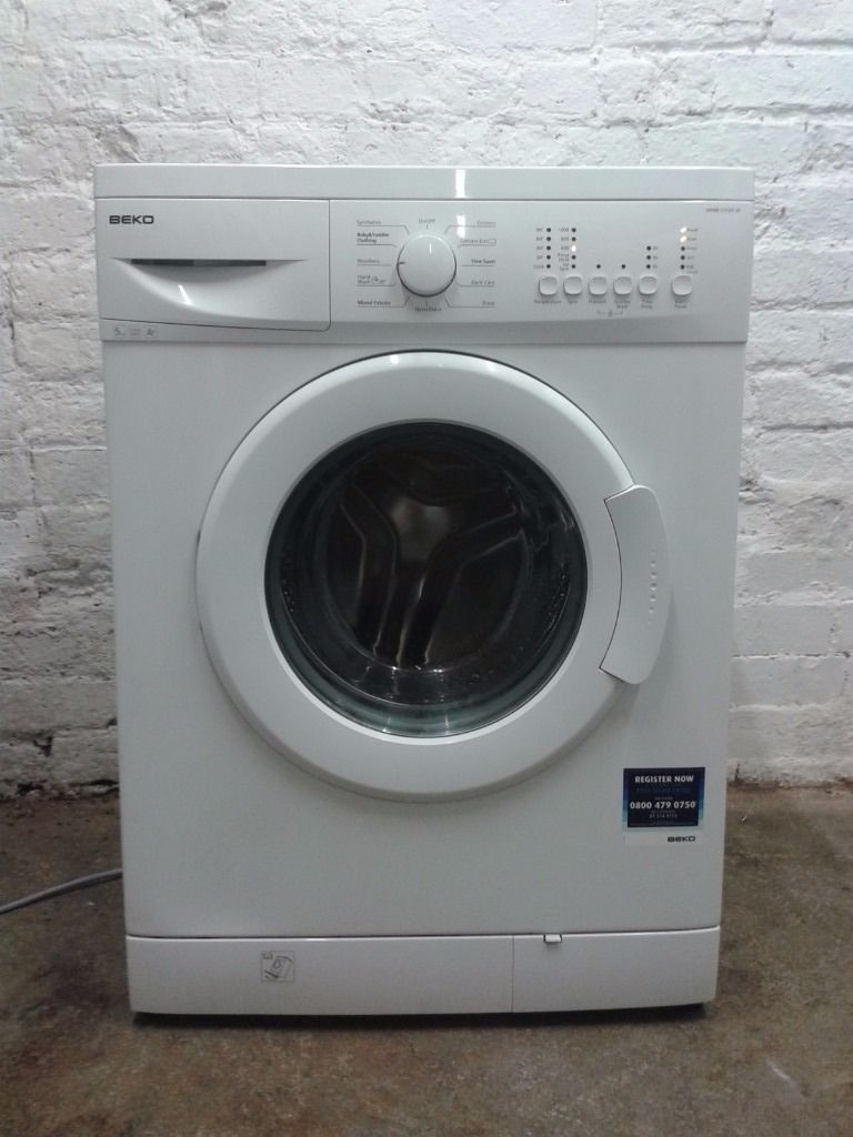 BEKO WMB51021W Washing machine :: 5Kg/1000rpm/A+ :: Free delivery & guarantee