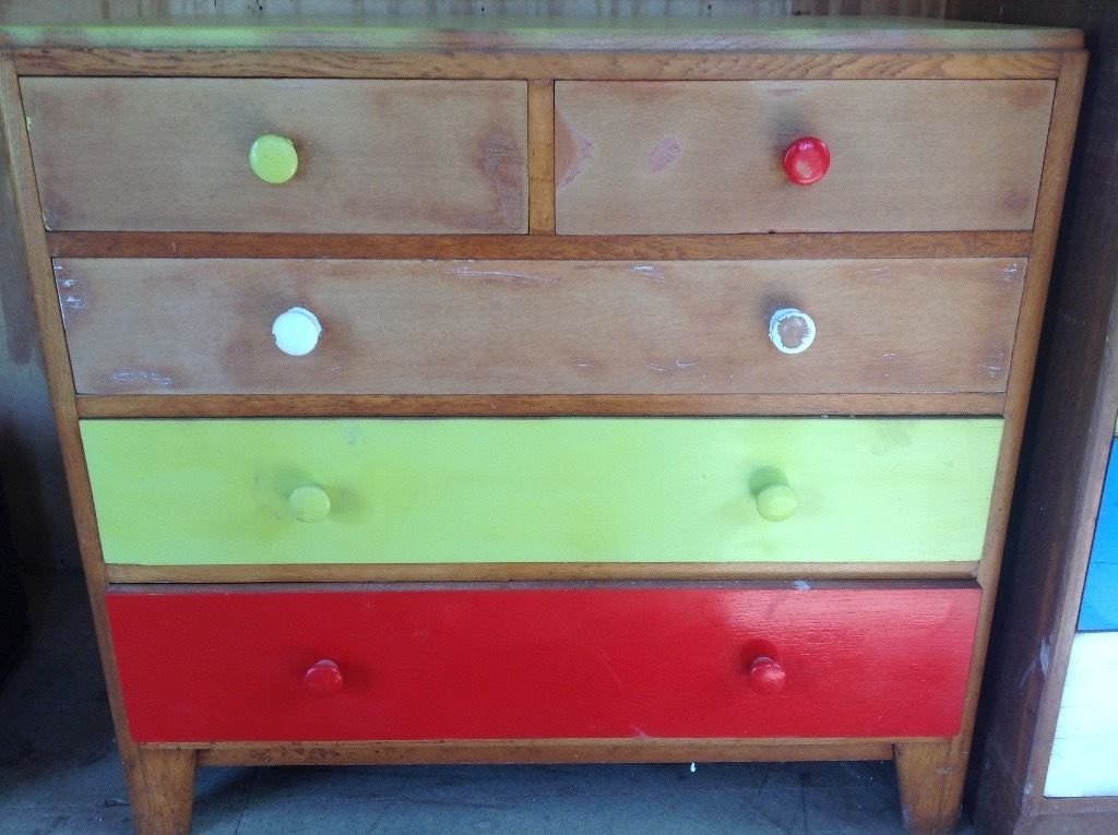 Chest of drawers/cabinet