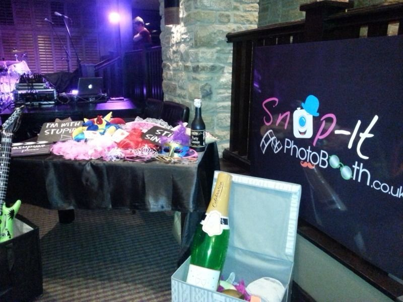 PHOTO BOOTH AND CANDY STAND TO HIRE