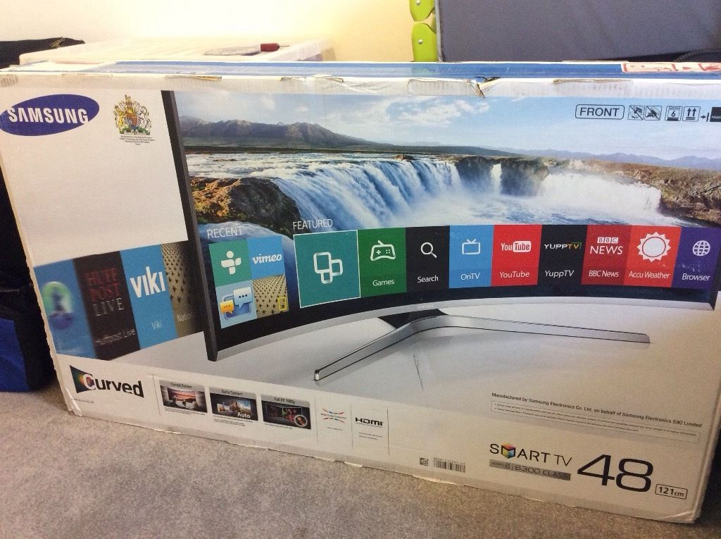 "48"" Samsung smart tv for sale"