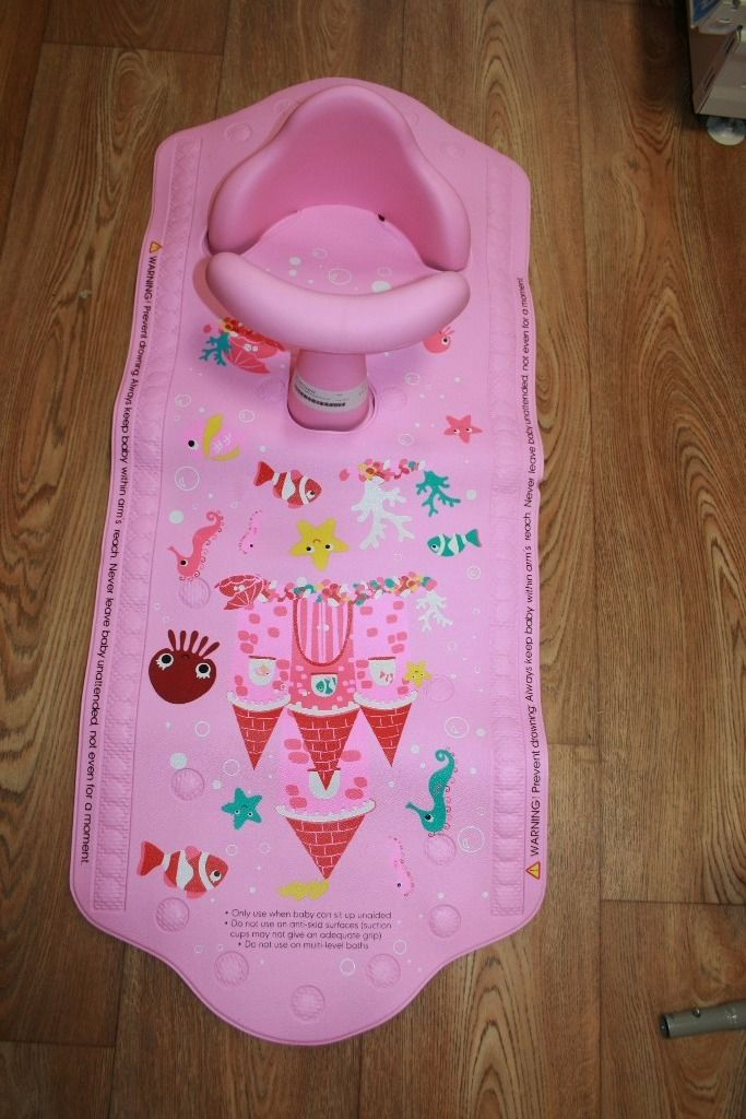 Mothercare Aquapod Bath Mat & Seat