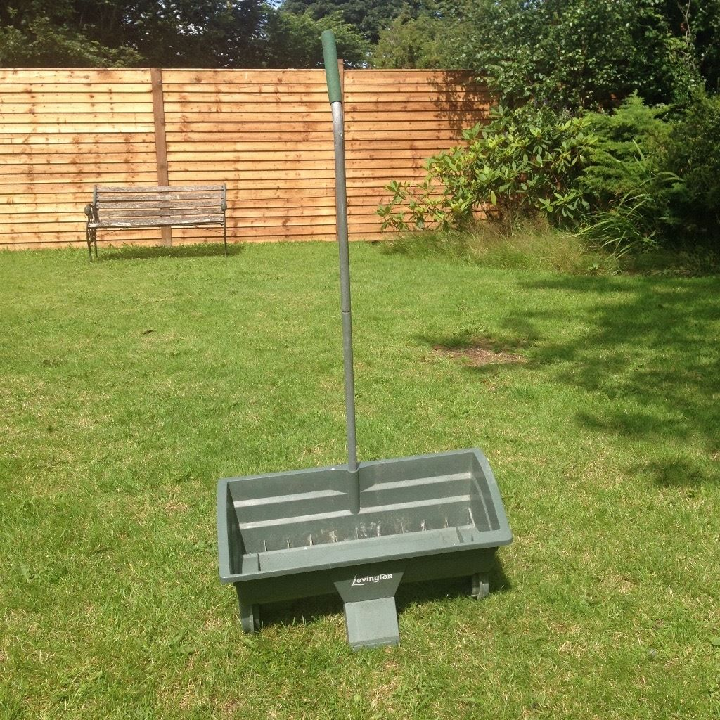 Levington Lawn Spreader